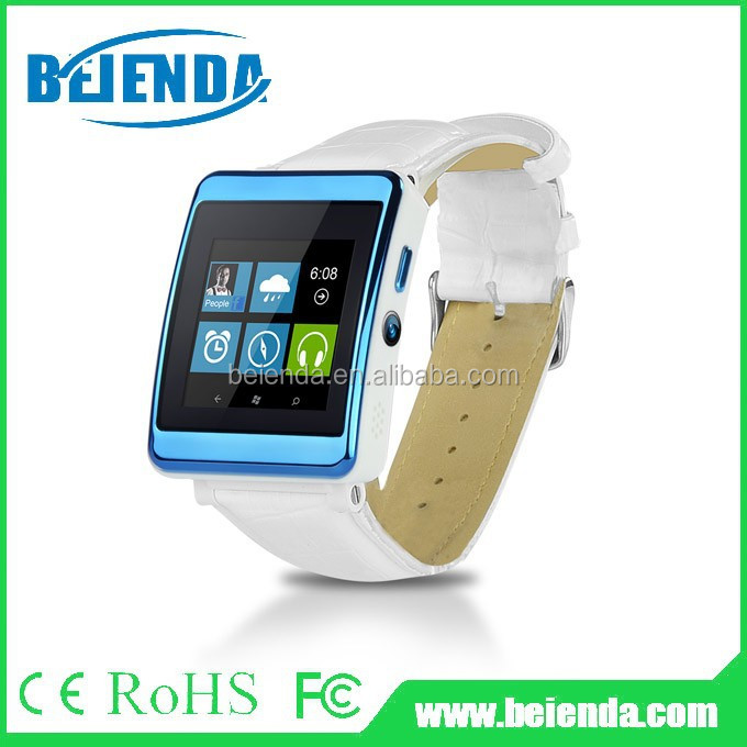 1.54 Inch MTK6260 Bluetooth Watch Android Smart Watch U8 with Anti Lost Barometer Pedometer Altimeter