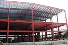 Steel structure connection,steel structure factory,warehouse