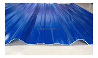 high quality and strength apvc/upvc colored plastic corrugated roof sheet/panel/board