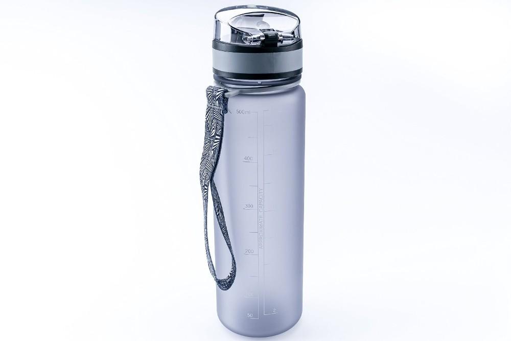 Promotional Custom Logo Plastic Drinking Bottle