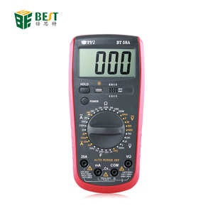 BEST-58A Multi function Digital Multimeter 3 1/2