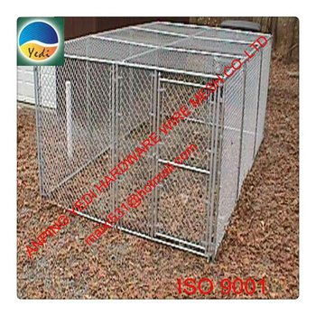 hot sale high quality expanded metal dog cage