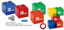 Plastic Safe Money Box Lego Box YC321