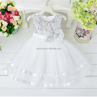 2016 ali hot sale child white pink red blue beautiful girl without dress