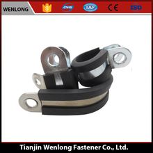 Pipe Holder Auto Rubber Hose Clamp