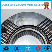 Heavy Duty Truck HOWO Good Gear Box Part Transmission Output Steel Flange