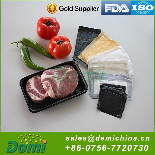 Competitive price disposable chilled meat absorbent pad