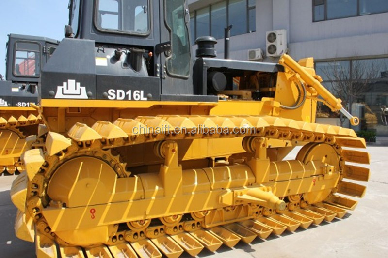 160hp shantui bulldozers for construction machinery
