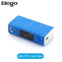 Wholesale eVic VTC Mini Silicone Cover / eVic VT Mini Silicone Case for Joyetech eVic VTC Mini