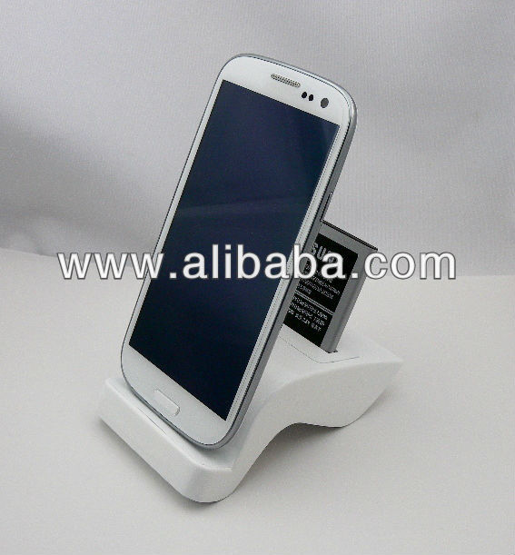 Duo cradle for Samsung Galaxy S4