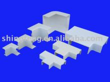 PVC trunking accessories