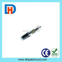 2.0mm Simplex OM3 Fiber Optic Soft Cable for indoor application