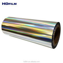 Chinese Manufacturer Primier Quality Bopp Holographic Lamination Film for Packaging Industry