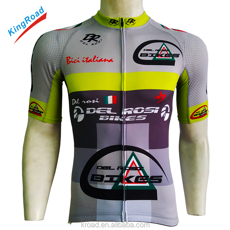 China Manufacturer specialized sublimation cycling shirt sportswear oem cycling jersey set