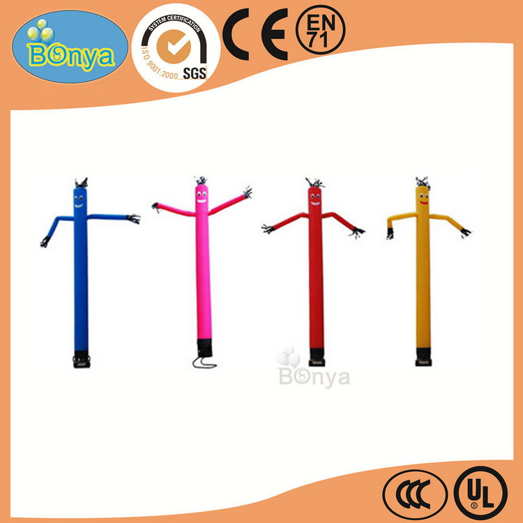 Manufacturer direct promotion personalized tall inflatable air dancer