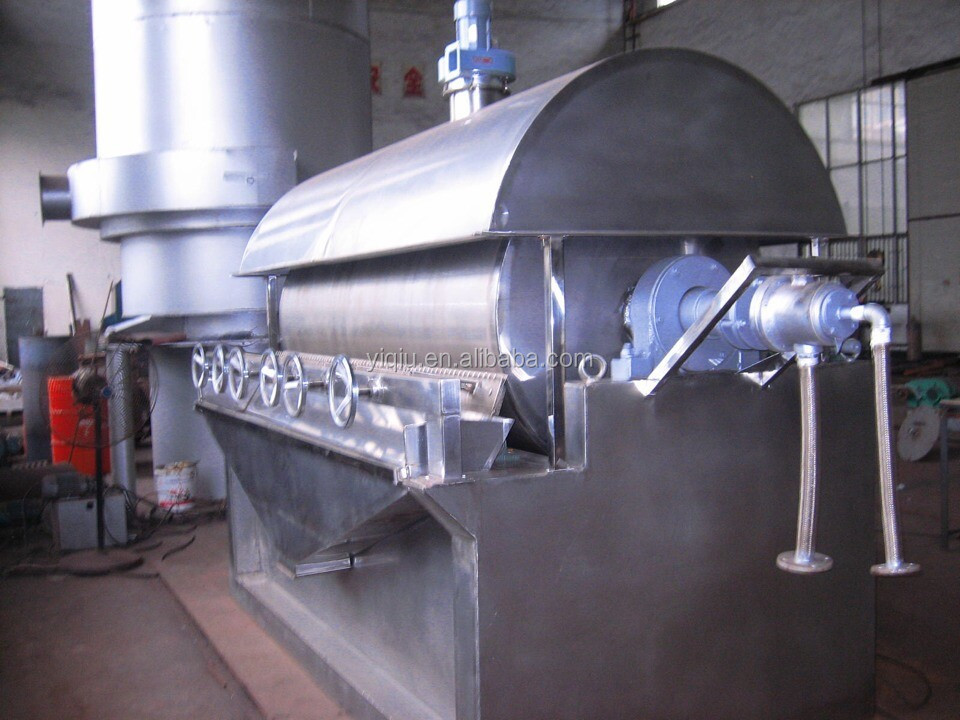 Drum Dryers for Fruits & Vegetables