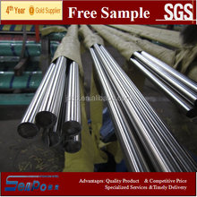 AISI 304 / 304L / 316 / 316L Hot Rolled Stainless Steel Round Bar with competitive price