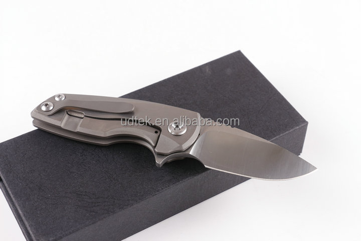OEM mini D2 blade knife making supplies