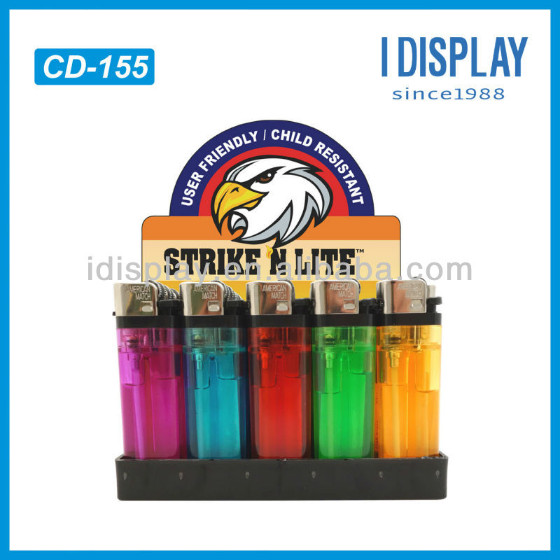 tablet display stand for lighters