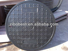 electric FRP/BMC manhole cover with best price&high quality