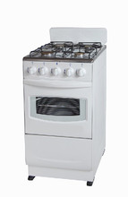 home appliances cheap 20inch 50x50cm 4 burner free standing gas cooker with oven made-in-China