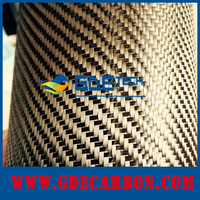 China GDE electrically conductive carbon fiber mesh fabric for sale