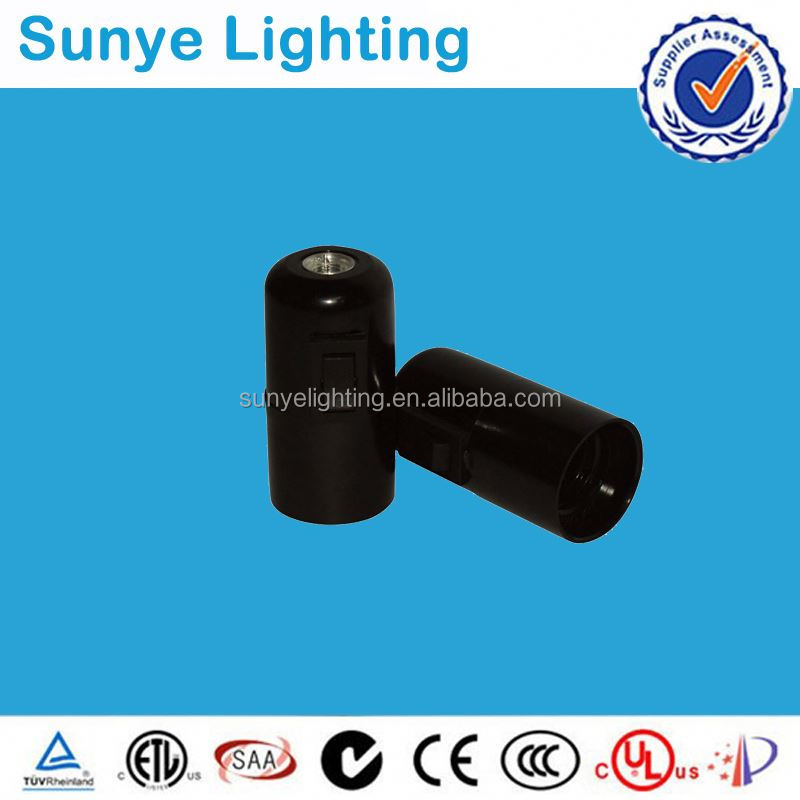 CE, VDE,SAA, RoHS, E27 Light Socket ,Bulb holder,t10 rotating lamp holder