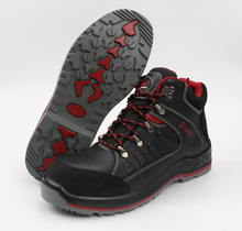 High cut rubber sole lee cooper rand safety shoes
