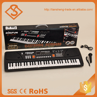 Novelty musical product mini music keyboard instrument for kid