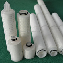 Good price pp pleated membrane cartridge filter for industry water filter