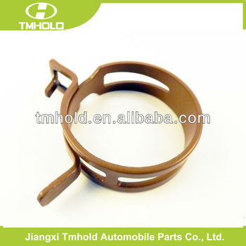 double spring band hose clamps