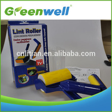 China leading manufactory cheap selling promotional sticky lint rollers with CE certificate