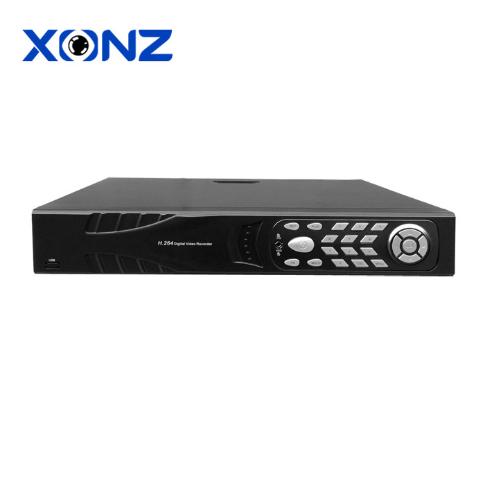 TVI,AHD,CVI,CVBS, IPCAM 5 in 1 XVR 4ch 8ch 16ch 24ch 32ch audio input output h.264 digital video recorder Support 1SATA Max 6TB