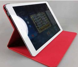 Stand PU Tablet Leather Case for iPad Air for iPad 5 Accessories with Sleep function