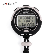 automatic sports stop watch digital countdown timer