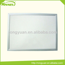 China wholesale silver aluminum framed non-magnetic white board