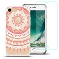 Film Tempered Glass Soft TPU Cover For iPhone 6 6s 6s Plus 6Plus Case Mobile Phone Back Cover Silicone Case