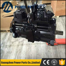 Kawasaki New K3V112DTP hydraulic pump For CASE CX210B Excavator spare parts