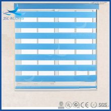 Superior quality double layer rainbow blinds/ zebra blinds/ shades of window