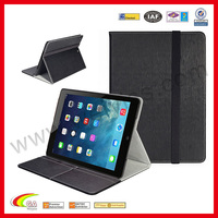 WYIPD-ABB030 Stand Leather Case for iPad 5 Covers