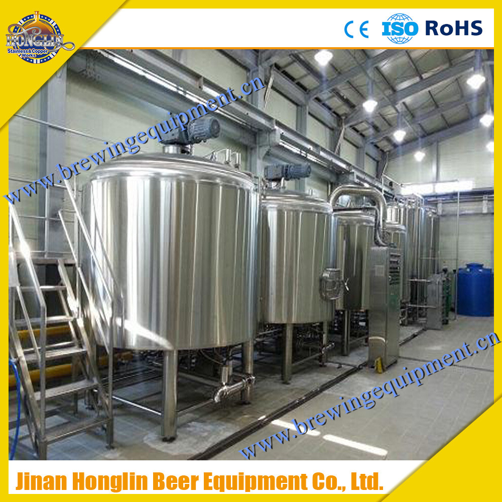 10bbl Jinan Beer Brewing Equipment Manufacturer/Beer Fermentation Tank/Beer Brewery Plant