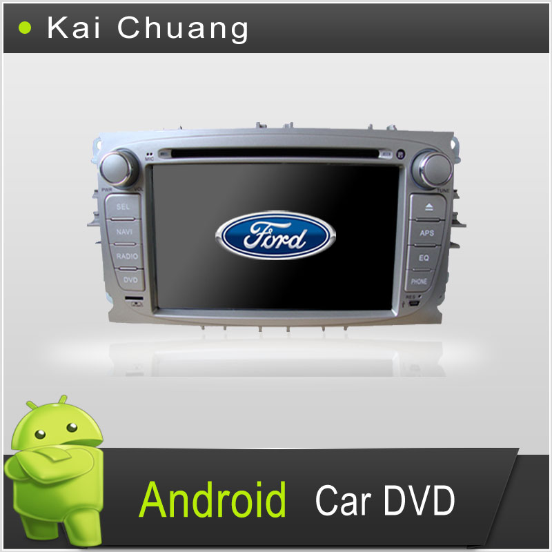 7inch ford connect Car DVD Player Android with GPS