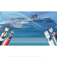 Marine Control Cable ( PVC Insulation, Fire-resisting cable)