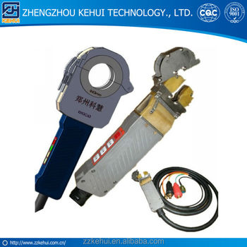 Tube to Tube Automatic inverter dc orbital welder for welding steel pipe flange(KHGC)