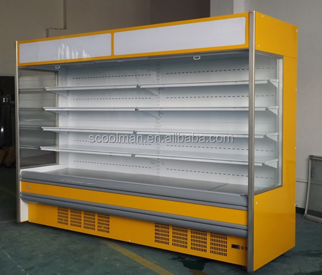 Commercial Vegetable Display Refrigerator