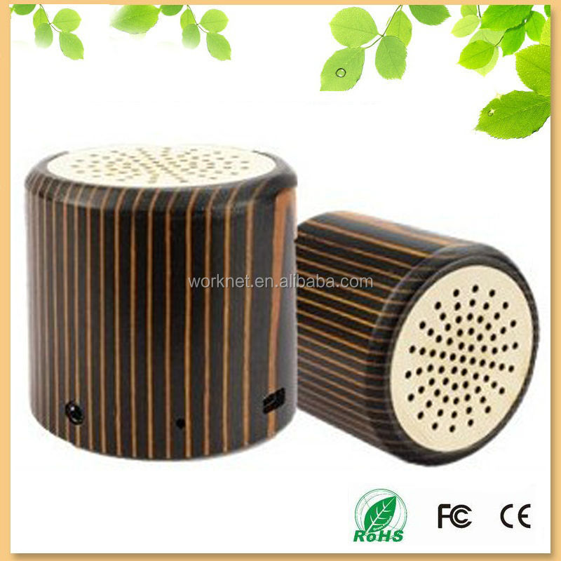 hot selling!!! <strong>100</strong>% handmade colorful wood <strong>bluetooth</strong> speaker