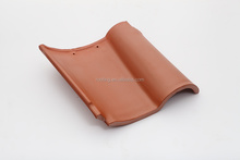 Superior quality chinese glazed clay/ ceramic terracotta roof tiles fior villa