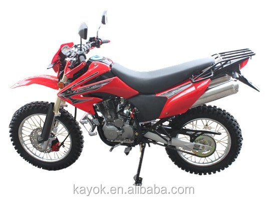 Cheap 250cc Off Road Motorcycle Made In China KM250GY-12