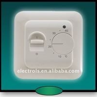 Electronic Thermostat RTC70(16Amp) for Underfloor Heating