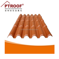 Alibaba Pvc plastic recycled rubber roofing tiles